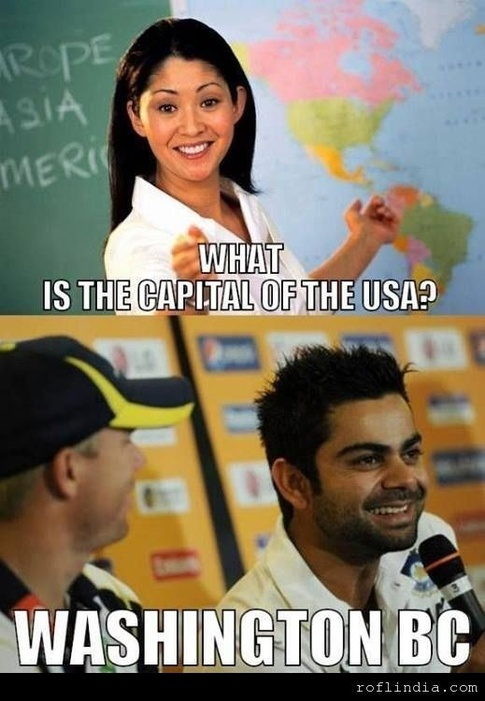 Virat Kohli Memes That Are So Good, You Will Die Laughing