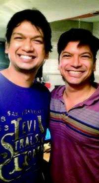 Shaan and Vijay Prakash (singer)