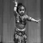 A 1 Year Old Girl Walked Out On Stage and SHOCKED Everyone With Bharat Natyam!! INCREDIBLE!