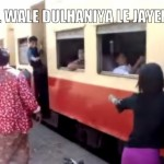 Even Shahrukh Khan Will be Shy Watching This Train Incident inspired By DDLJ