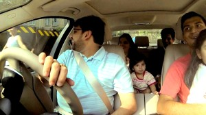 BMW ULTIMATE TEST DRIVE SURPRISE -- SACHIN TENDULKAR.