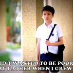 This Boy Never Saw His Dad As An Inspiration, Until He Found Out His Big Secret!