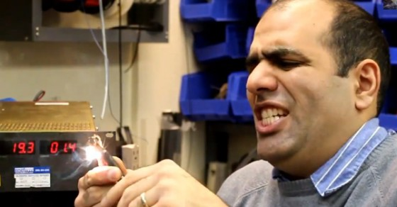 Hilarious and Painful tutorial on Current or Voltage by Mehdi Sadaghdar