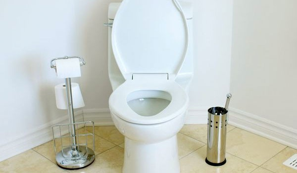 5. Taking a really nice dump.
