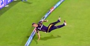 Chris Lynn CATCH