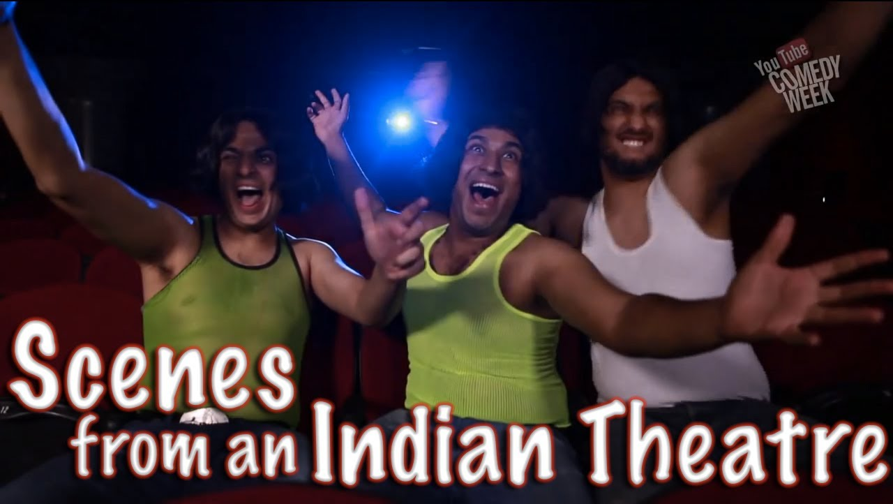 HILLARIOUS MOVIE REACTIONS INDIA