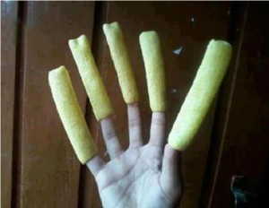 finger chips