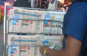 airport  newspaper