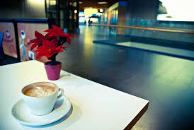 coffee airport