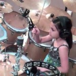 10 Year Old Girl With An Extraordinary Talent! I Bet You Will Watch It Twice