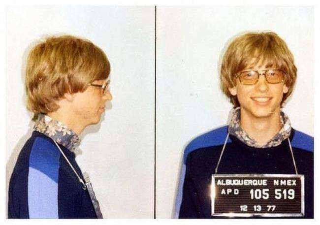 bill gates jail