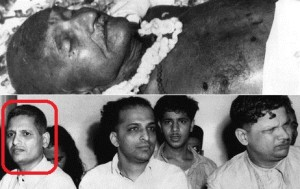 11. a very rare photograph of nathuram godse, who shot mahatma gandhi