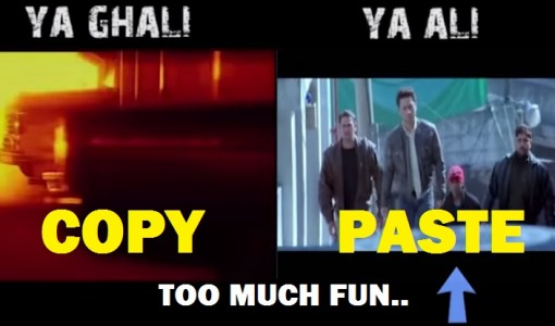 BOLLYWOOD COPY PASTE
