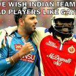 Chris Gayle Slams Selectors For Pollard And Bravo But No One Stood Up For Yuvraj