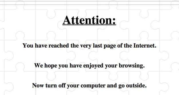 21 Most Wonderful Useless Websites On The Internet