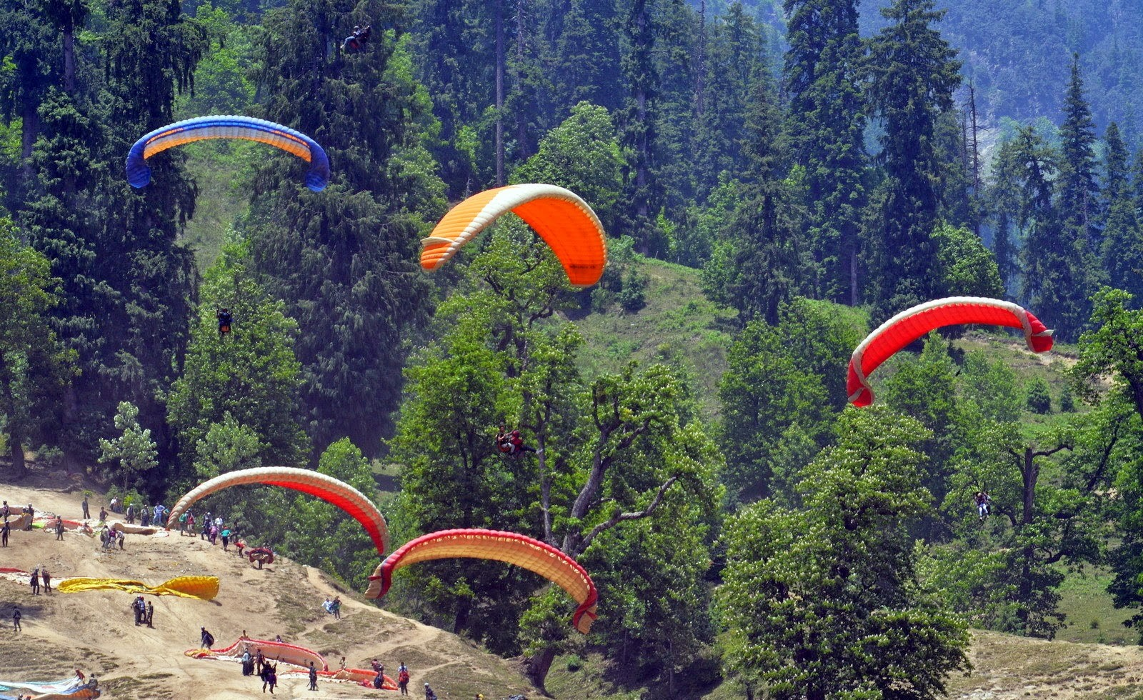 14 Adventure Sports To Enjoy In Himachal Pradesh For The Adrenaline Junkie In You