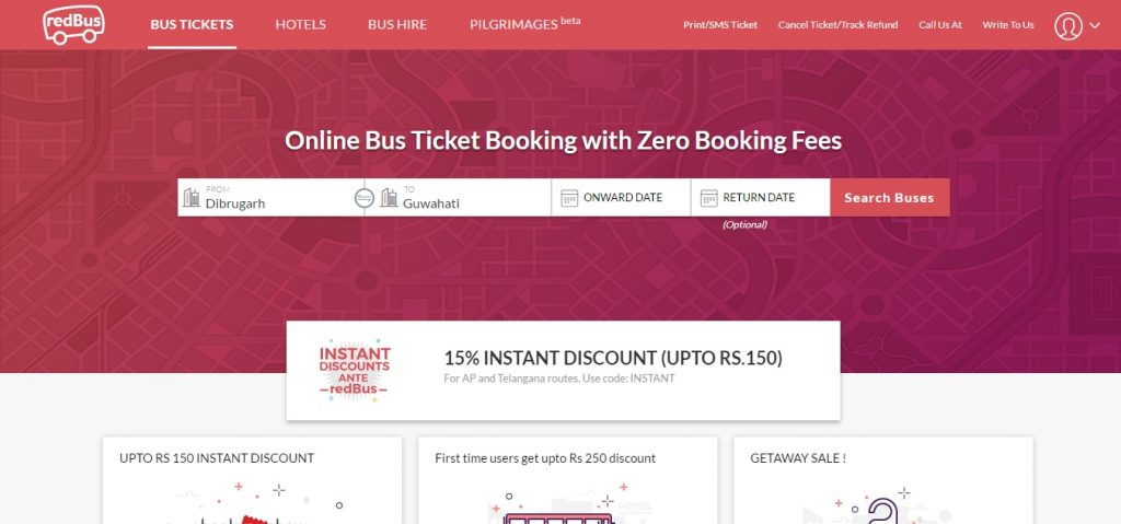 redBus is the world's largest online bus ticket booking service trusted by around 8 million happy customers imsese.cf offers bus ticket booking through its website,iOS and Android mobile apps for all major routes in Singapore and Malaysia.